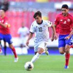 Con 17 años, Edison Azcona primer dominicano en debutar en la MLS