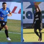 Rotondi y Agámez llegan encendidos contra Olimpia