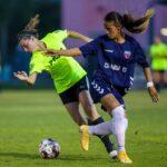 Con asistencia de gol y triunfo debutó Bárbara Murillo
