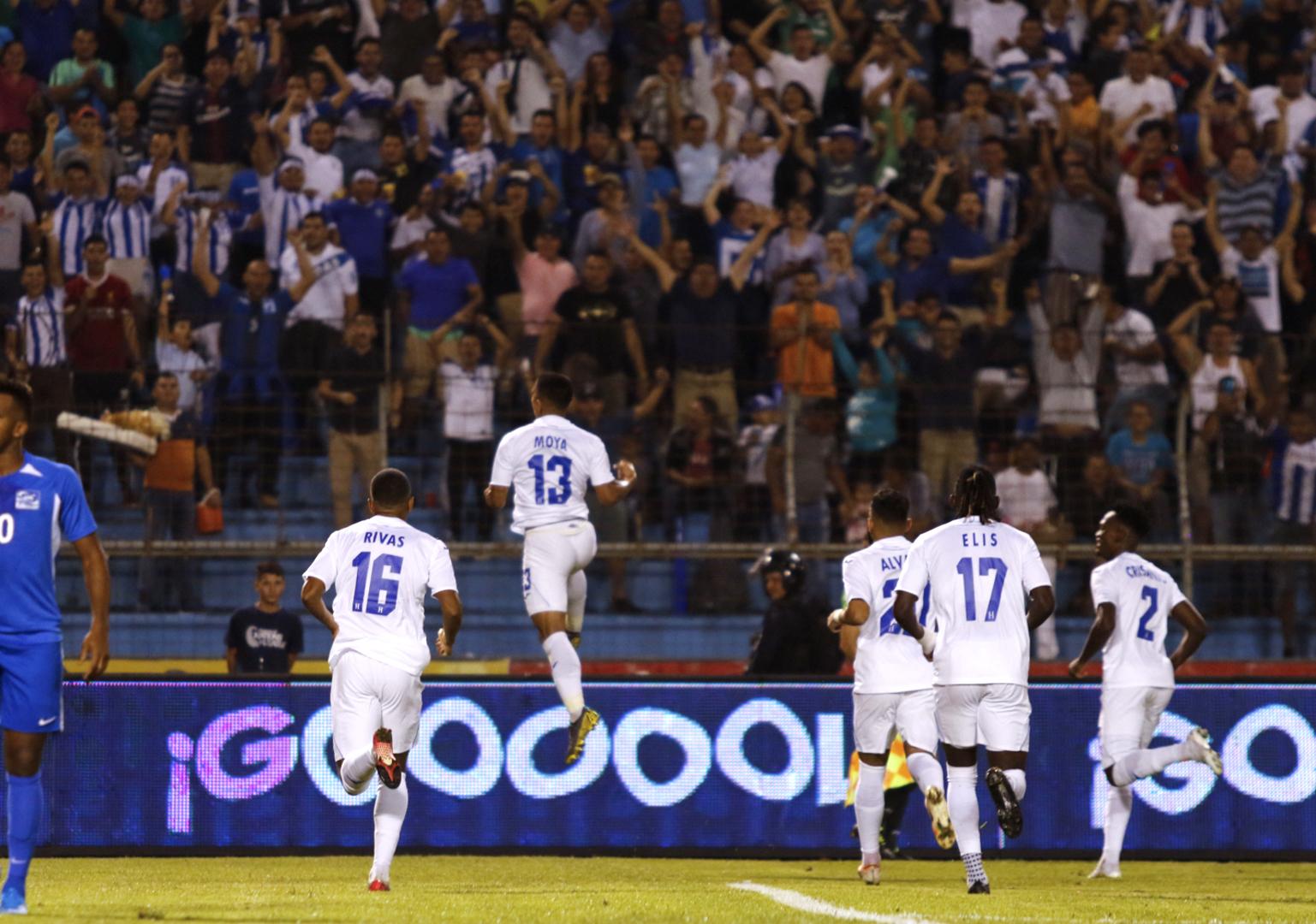 Honduras vs Martinica