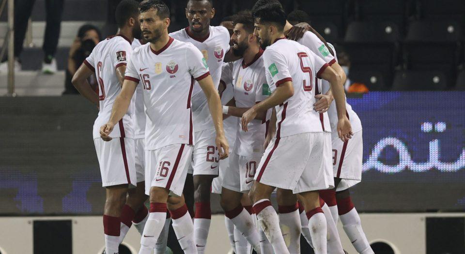 Catar vs Oman