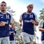 Novedades en el microciclo de la selección de Honduras
