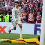 Doblete de Morata mete a España en cuartos de final