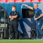 Entrenadores de Honduras y Costa Rica esperan un «juego de alto nivel»