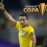 Cinco árbitros hondureños a la Copa Oro