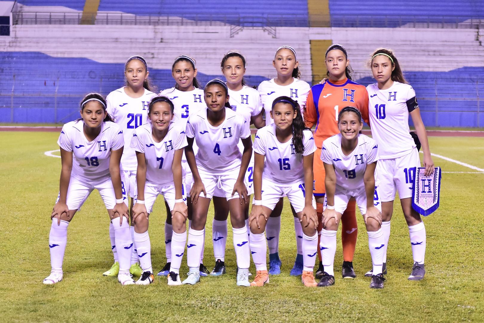 Honduras vs Santa Lucía