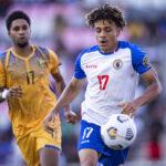 Nazon acerca a Haití a la Copa Oro