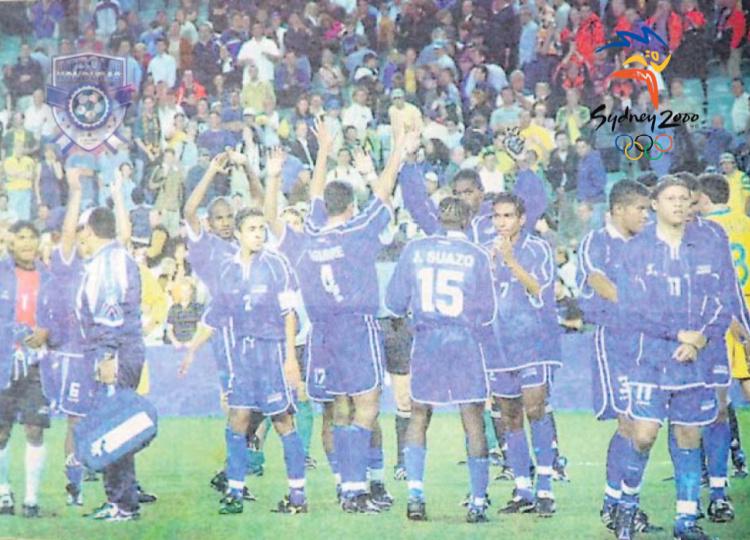 Honduras Sidney 2000