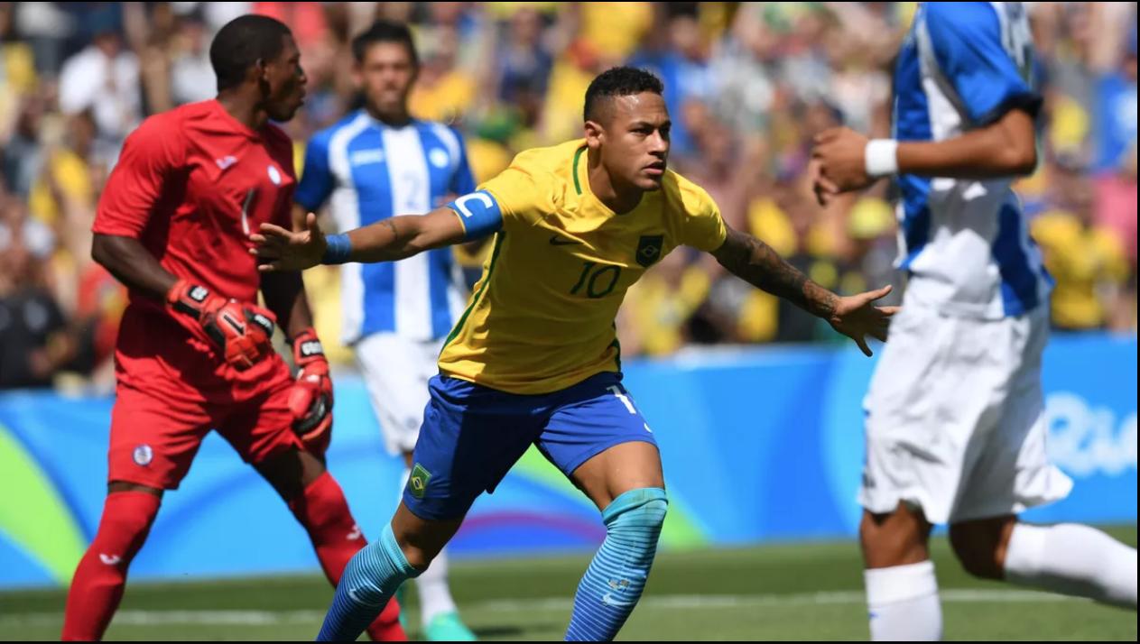 Honduras vs Brasil 2016