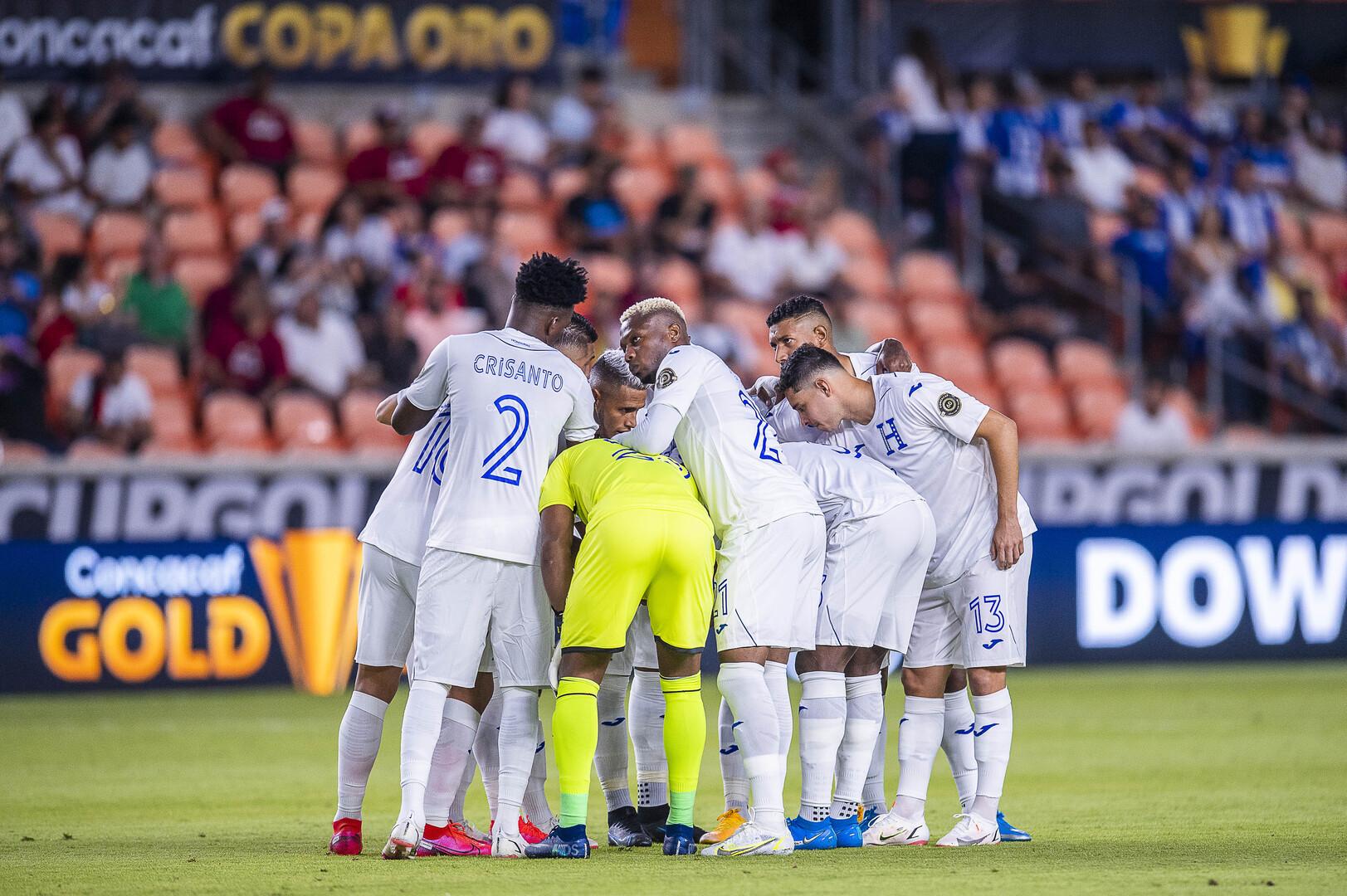 Honduras vs Qatar charla