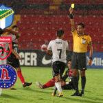 Arbitros hondureños en la Liga Concacaf