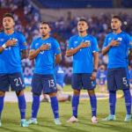 El Salvador por su primer triunfo contra EE.UU