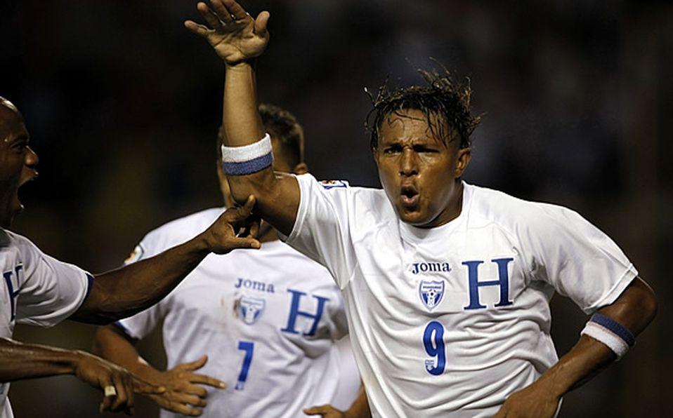 Gol Carlos Pavon