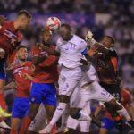 Honduras y Costa Rica comprometen la clasificación a Qatar
