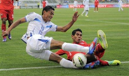 Panamá Honduras Pre Olímpico 2012