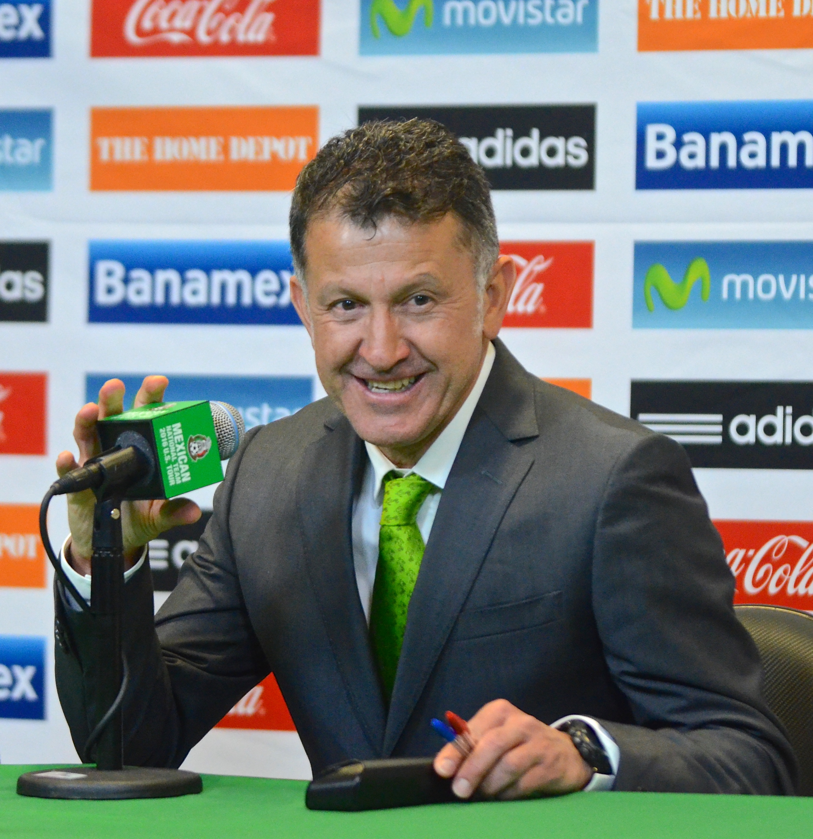 Conferencia post partido Juan Carlos Osorio